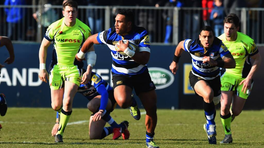 Bath Rugby team to face Leinster Rugby