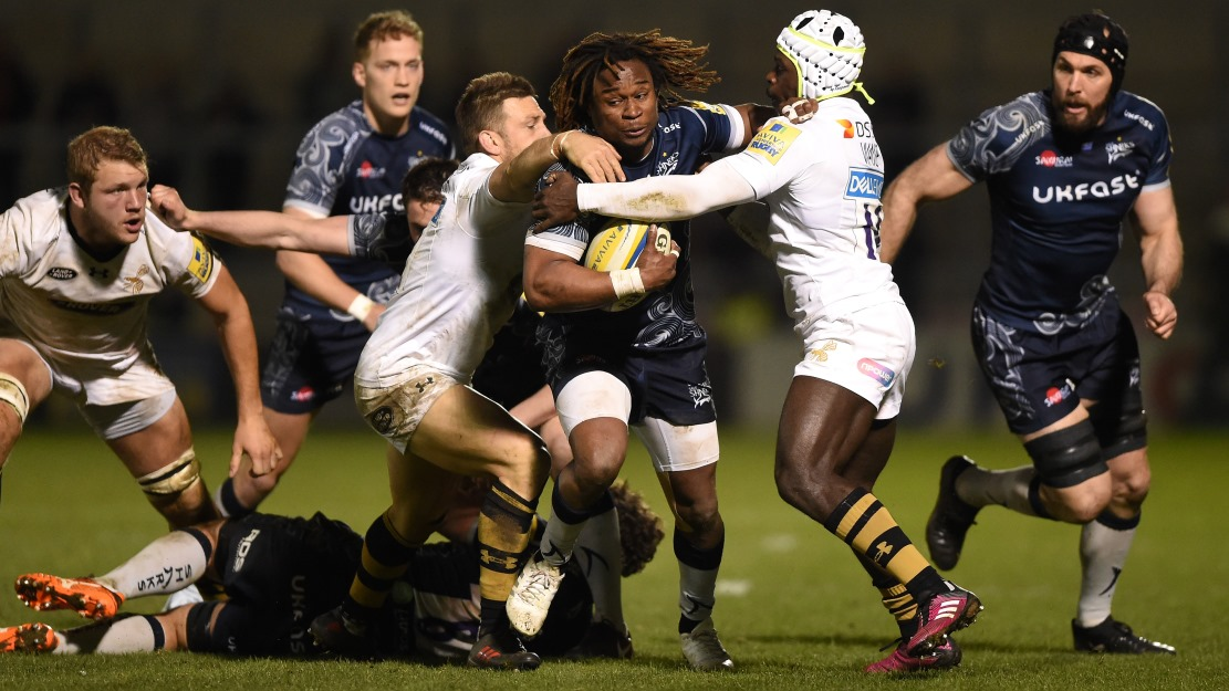 Full Match: Sale Sharks v Wasps – Round 19 - Premiership Rugby