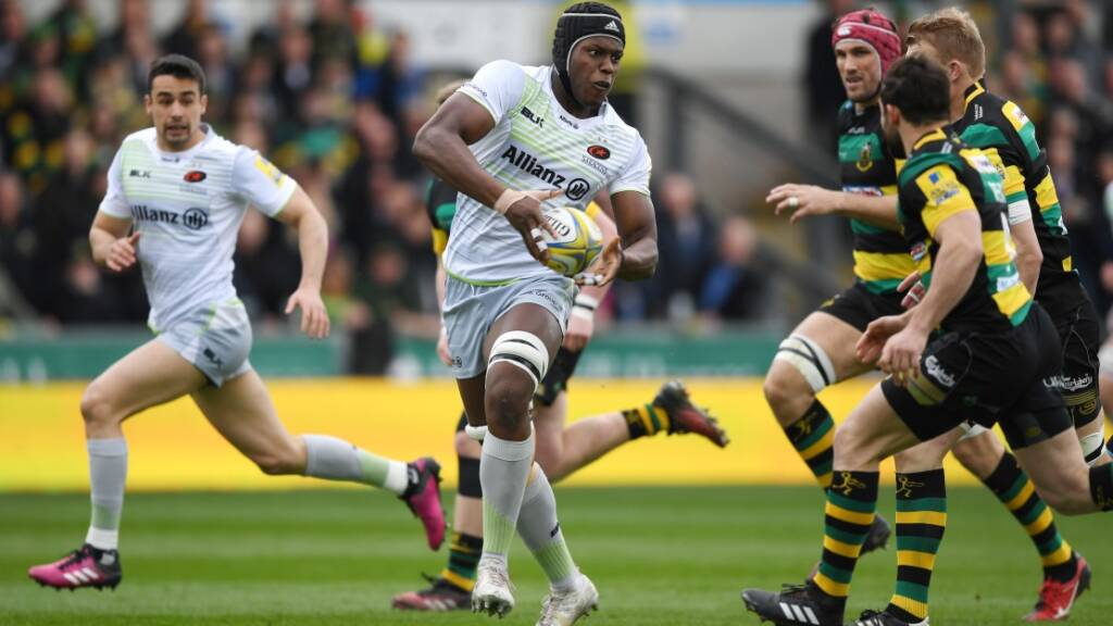 Match Report: Northampton Saints 13 Saracens 63