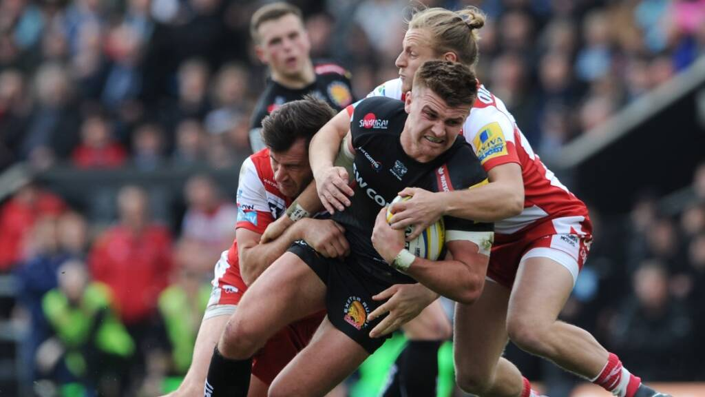 Match Reaction: Exeter Chiefs 46 Gloucester Rugby 10