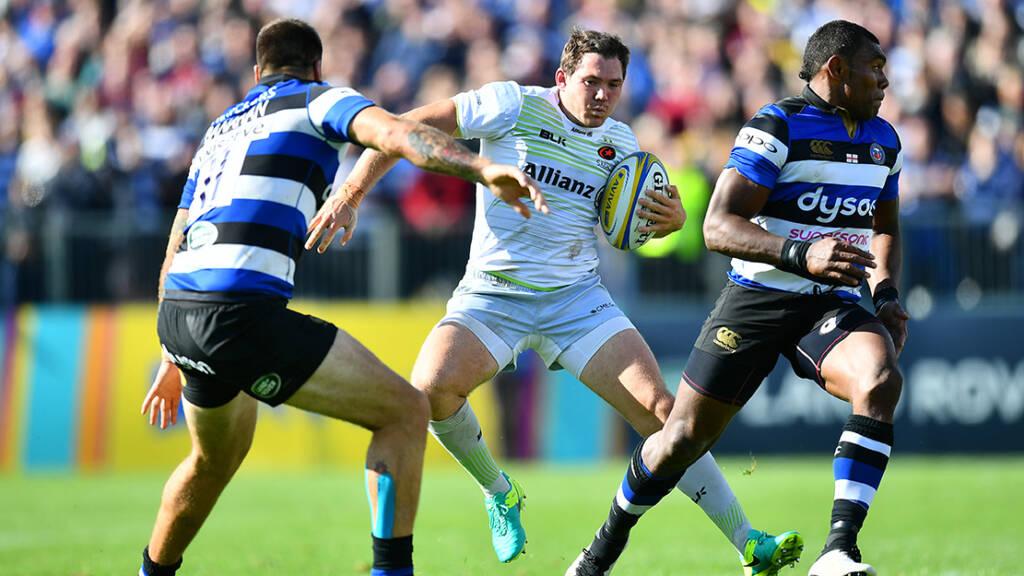Round 20 Preview: Saracens v Bath Rugby