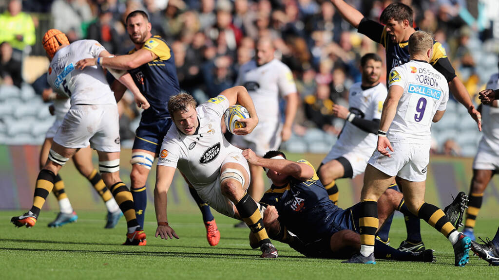 Round 20 Preview: Wasps v Worcester Warriors