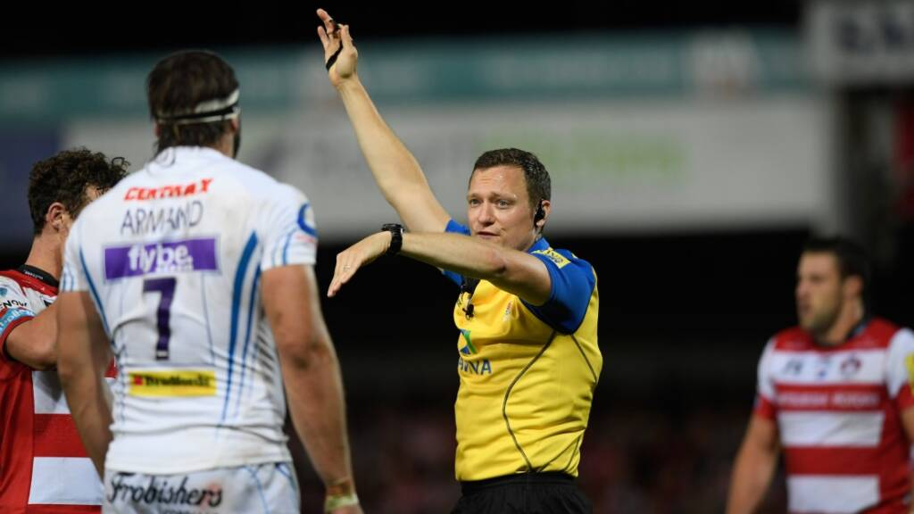 Matthew Carley to take charge of East Midlands derby
