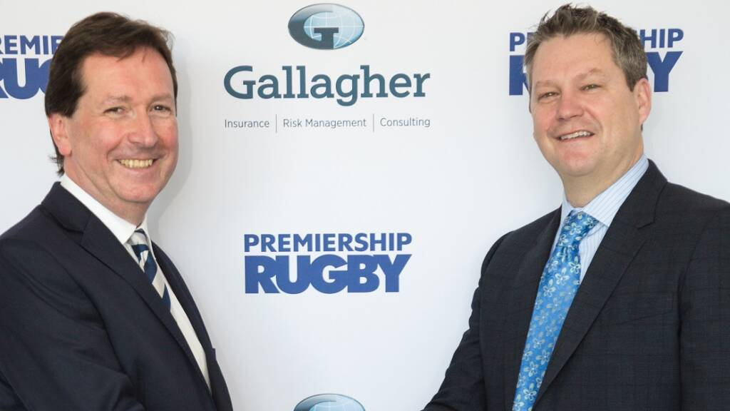 Gallagher Premiership Rugby to kick off on 31 August 2018
