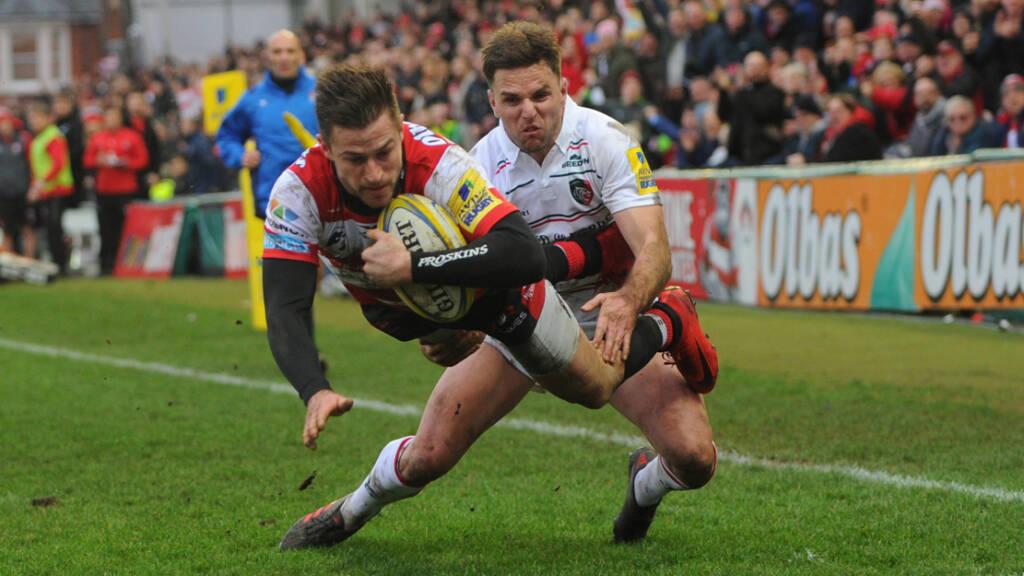 Gloucester Rugby name side for visit of Harlequins
