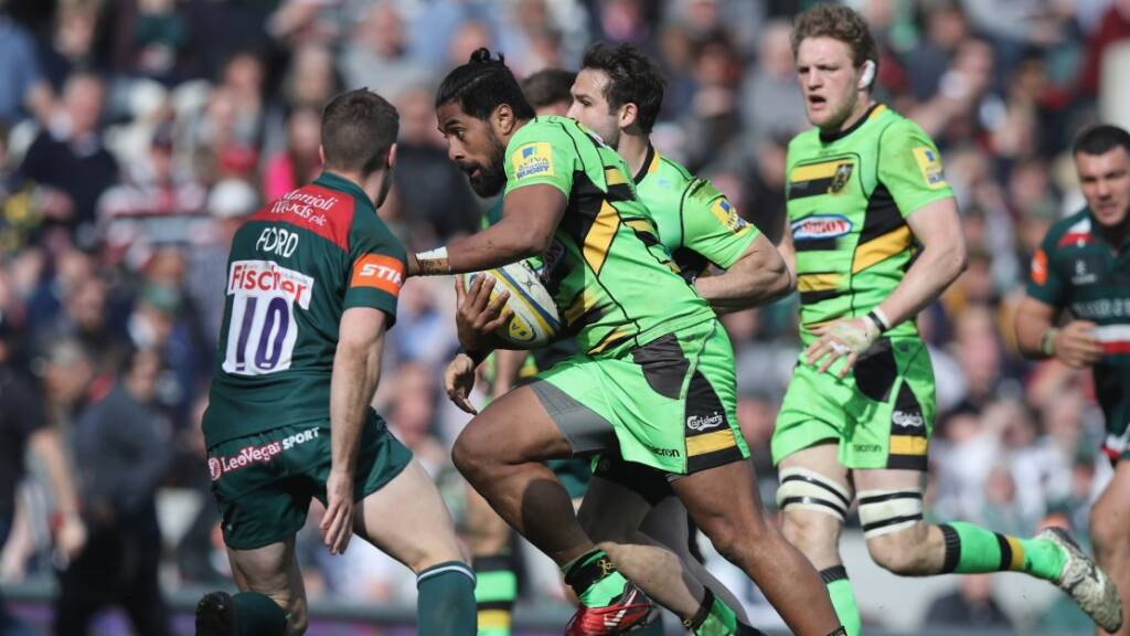 Audio: Leicester Tigers v Northampton Saints matchpack
