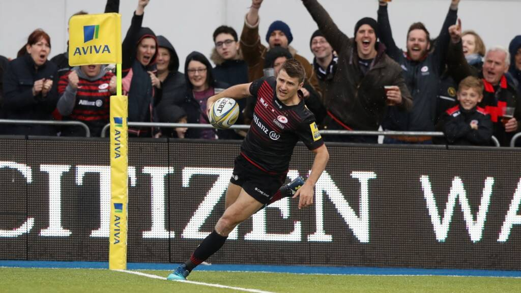 Richard Wigglesworth eyes his own piece of personal history with Saracens