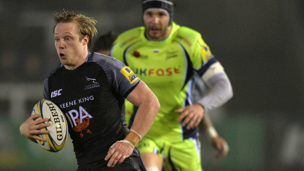 Newcastle Falcons v Sale Sharks