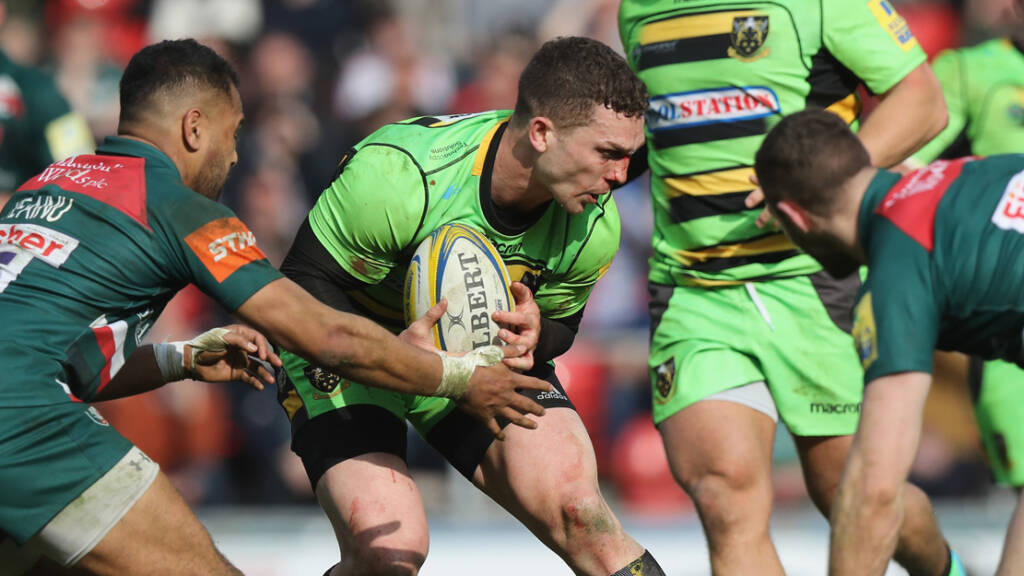 Leicester Tigers v Northampton Saints