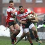 David Halaifonua, Gloucester Rugby