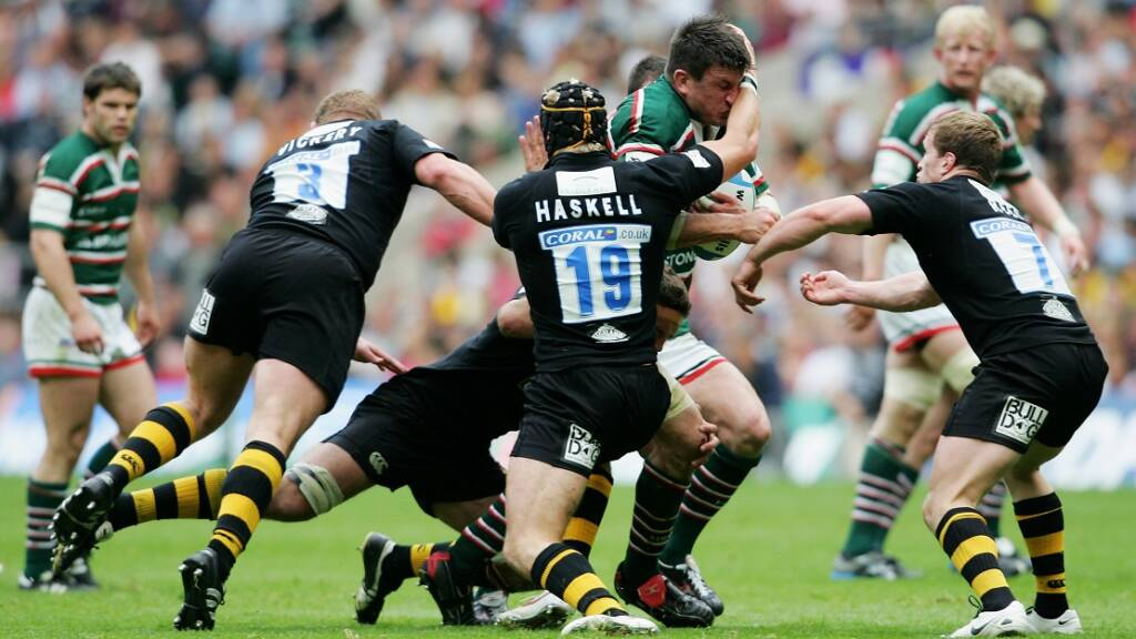 Throwback Thursday: Five famous all-English clashes in European rugby