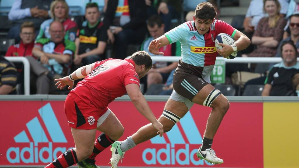 Harlequins Academy Coach Williams set for Wanderers semi-final clash