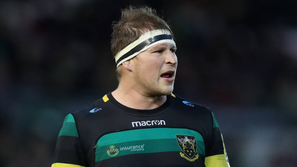 Northampton Saints Club Statement on Dylan Hartley
