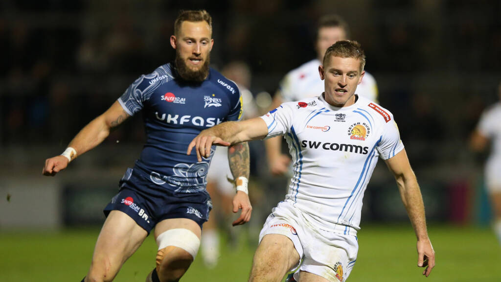 Exeter Chiefs v Sale Sharks