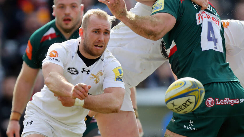 Dan Robson extends contract with Wasps