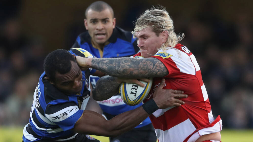 Round 21 Preview: Gloucester Rugby v Bath Rugby