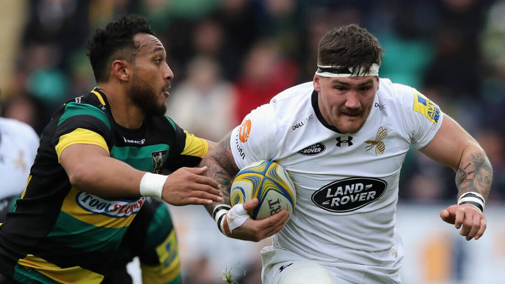 Wasps v Northampton Saints