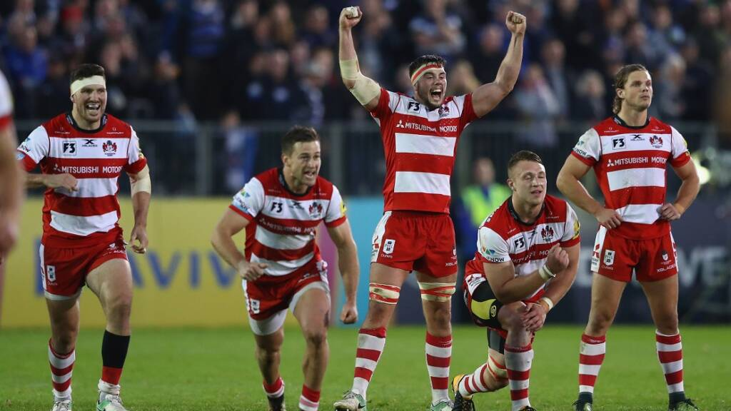 Throwback Thursday: Bath and Gloucester's dramatic last Aviva Premiership encounter