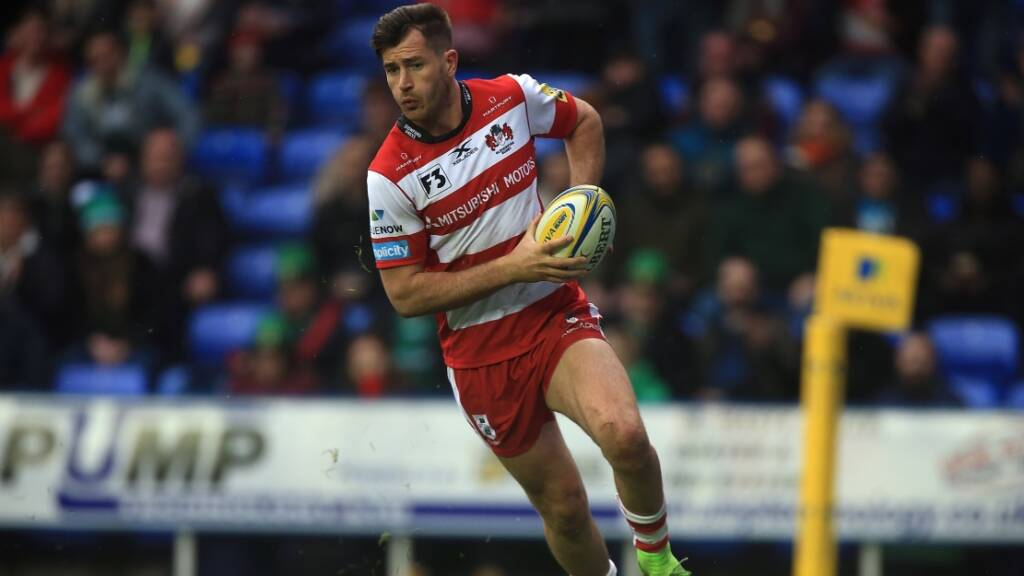 Mark Atkinson desperate to reward Gloucester faithful with West Country derby win