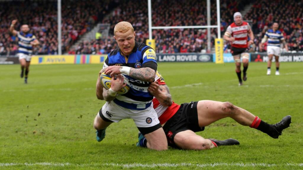 Match report: Gloucester Rugby 20 Bath Rugby 43