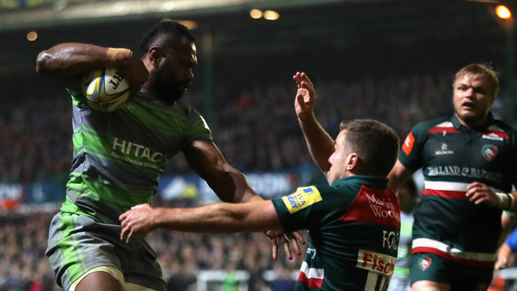 Leicester Tigers v Newcastle Falcons