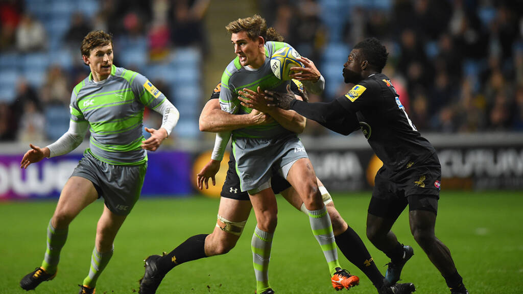 Round 22 Preview: Newcastle Falcons v Wasps