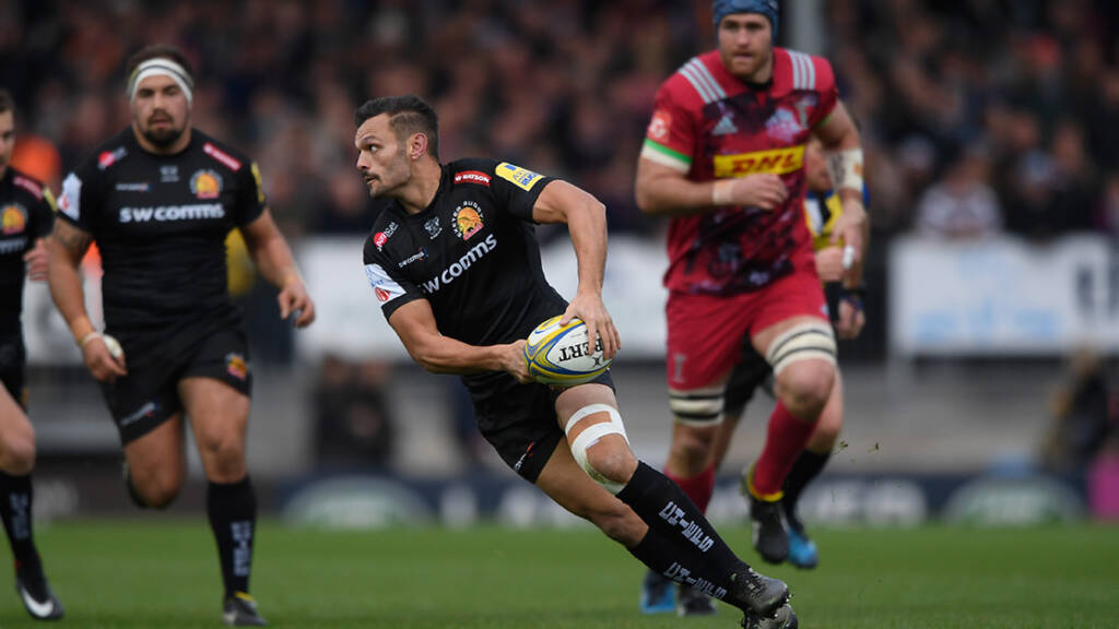 Round 22 Preview: Harlequins v Exeter Chiefs