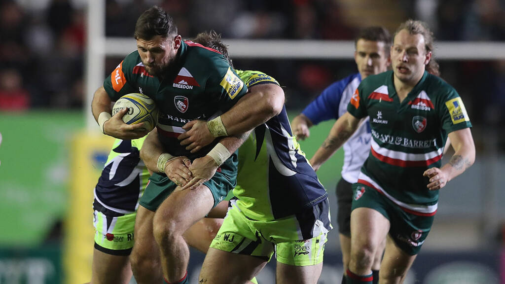 Round 22 Preview: Sale Sharks v Leicester Tigers