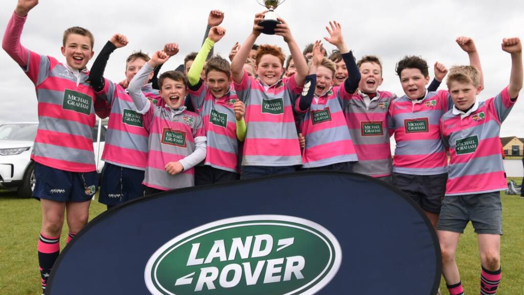 Community Tuesday: Olney and Salisbury youngsters thrive at Land Rover Premiership Rugby Cup