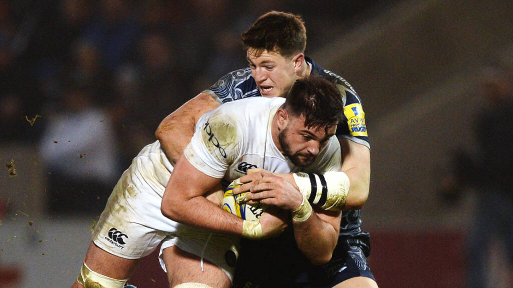 Charles and Jennings leave Bath Rugby