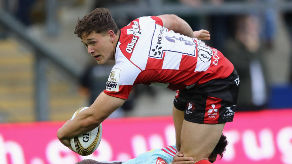 Gloucester Rugby confirm exciting young side to take on the Premiership Rugby 7s