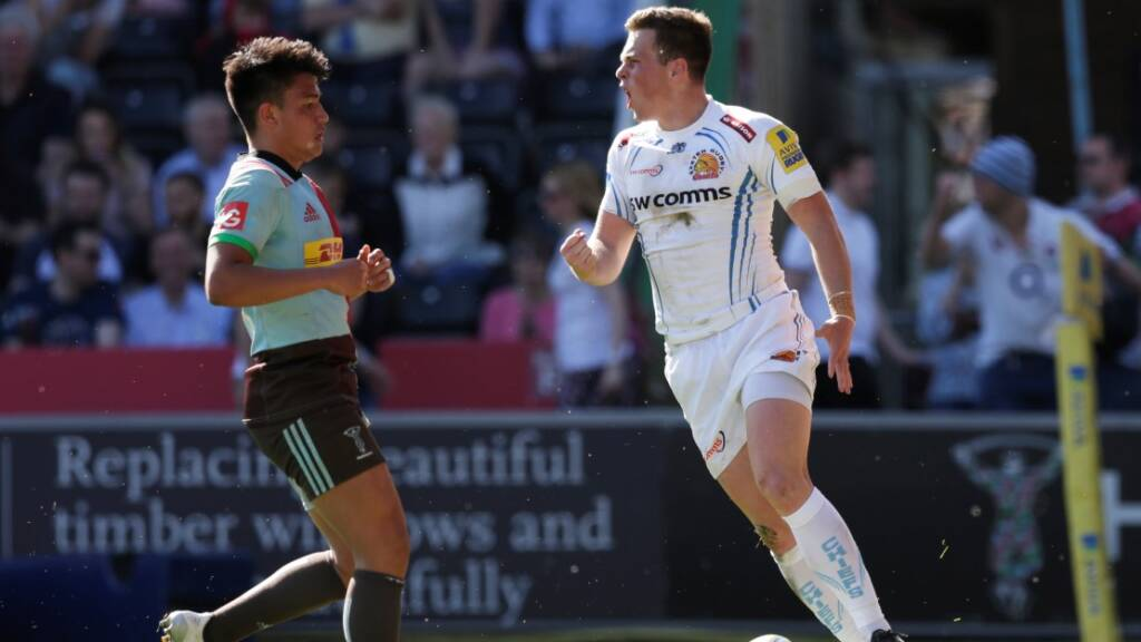 Match Report: Harlequins 17 Exeter Chiefs 41