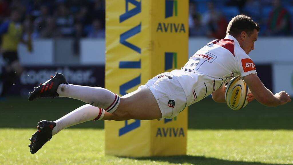Match Report: Sale Sharks 13 Leicester Tigers 35