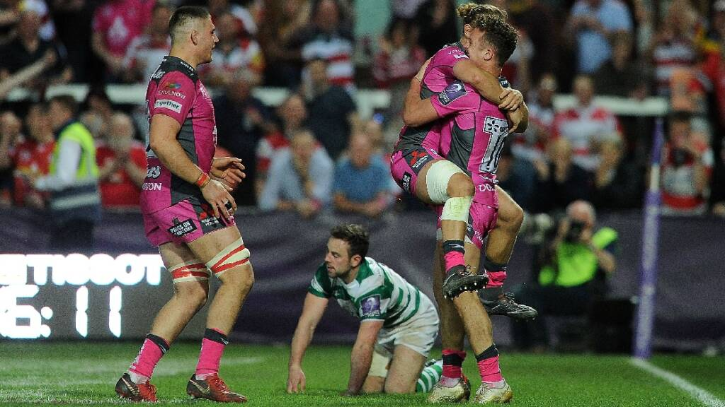 Gloucester Rugby's route to the Challenge Cup final