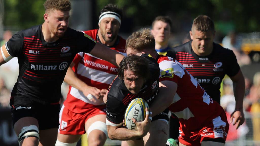 Saracens v Gloucester Rugby