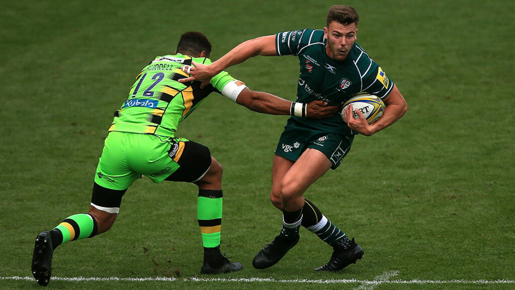 Johnny Williams signs for Newcastle Falcons