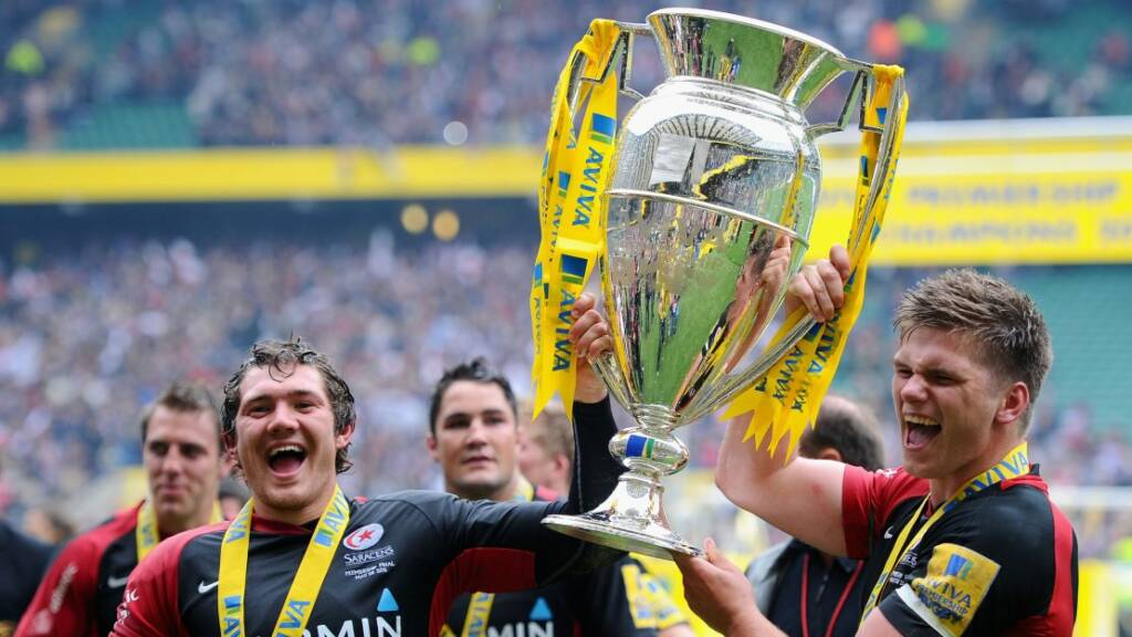Owen Farrell looks back on his Aviva Premiership Rugby Final memories