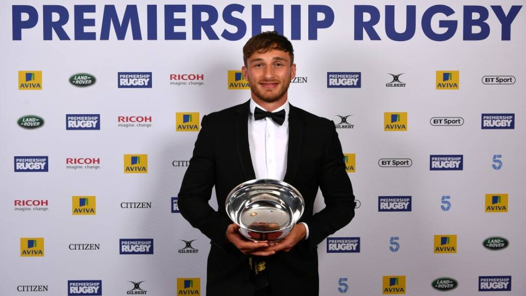 Singha 7s Player of the Season Josh Bassett turns attention to a Wasps hat-trick this summer