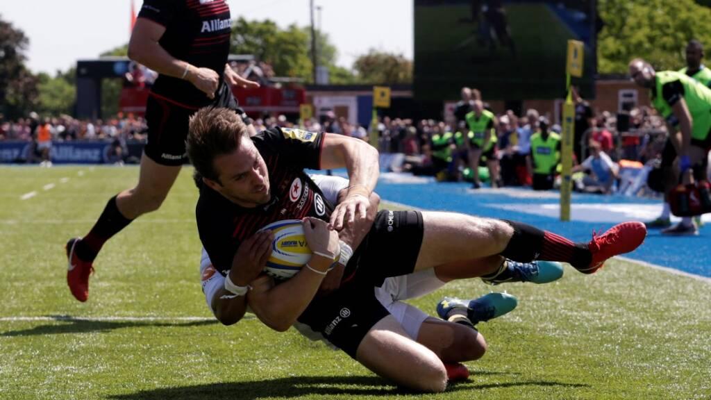 Match Report: Saracens 57 Wasps 33