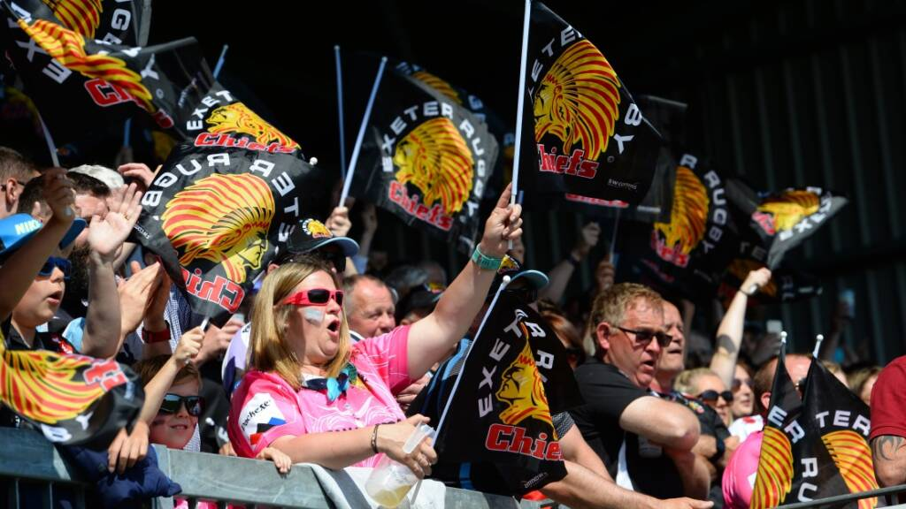 Audio: Reaction to Exeter Chiefs 36 Newcastle Falcons 5