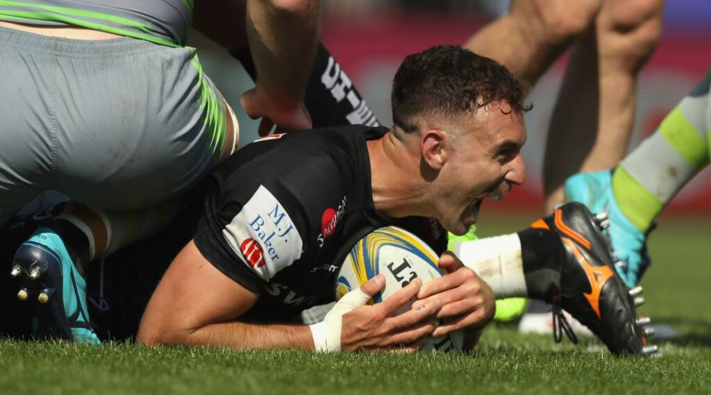 What you might have missed: Aviva Premiership Rugby Semi-finals