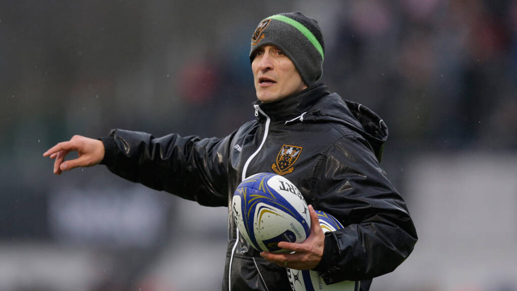 Northampton Saints' new coaching line-up announced