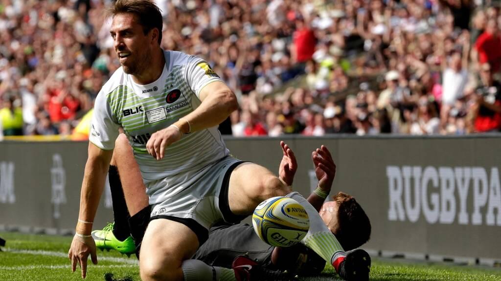 OPTA rankings: Wyles plays crucial role in Aviva Premiership Rugby final