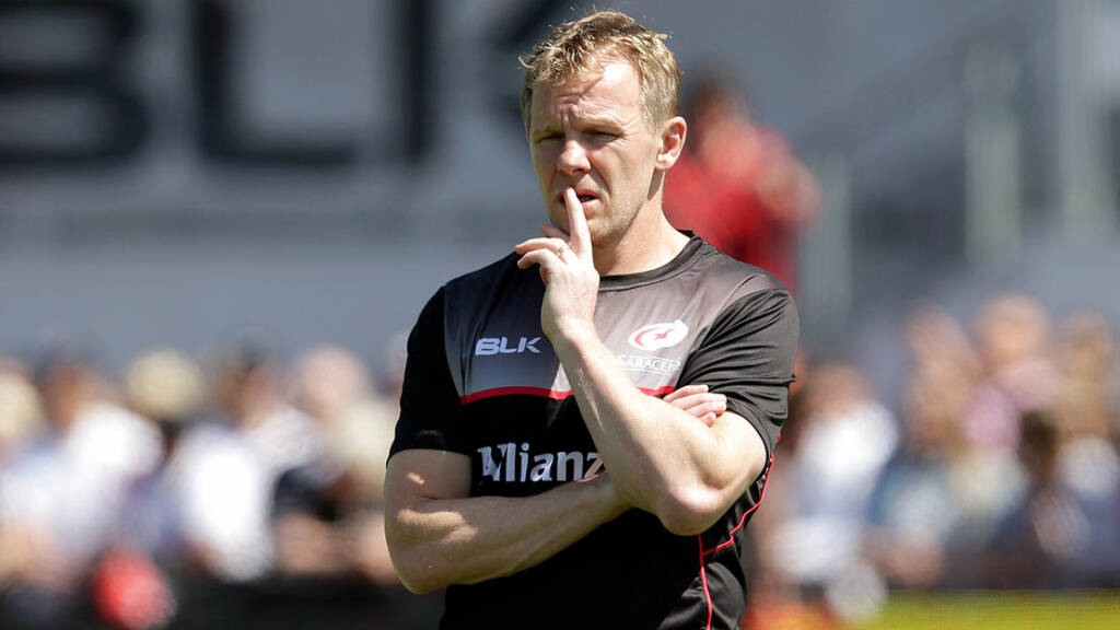 Mark McCall and six Saracens coaches sign new contracts