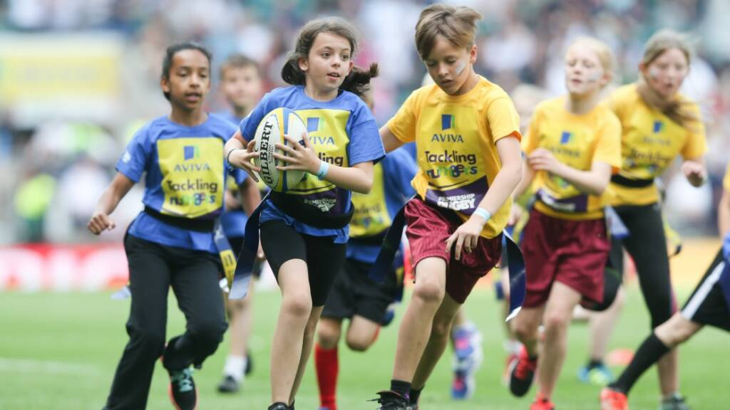 Premiership Rugby's community programmes share Twickenham spotlight