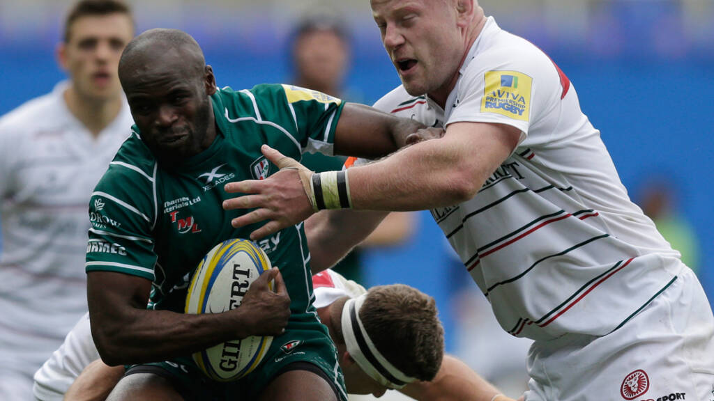 Topsy Ojo and Scott Steele re-sign with London Irish