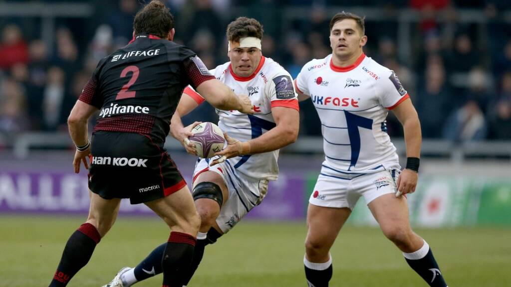 Strong line-up confirmed for 2018/19 European Challenge Cup