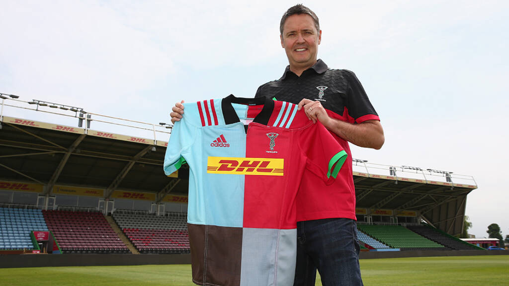 Harlequins appoint Billy Millard as General Manager (Rugby)