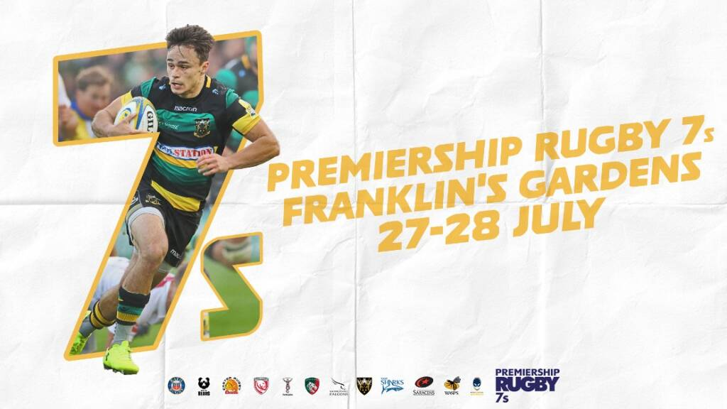 Pools announced for 2018 Premiership Rugby 7s