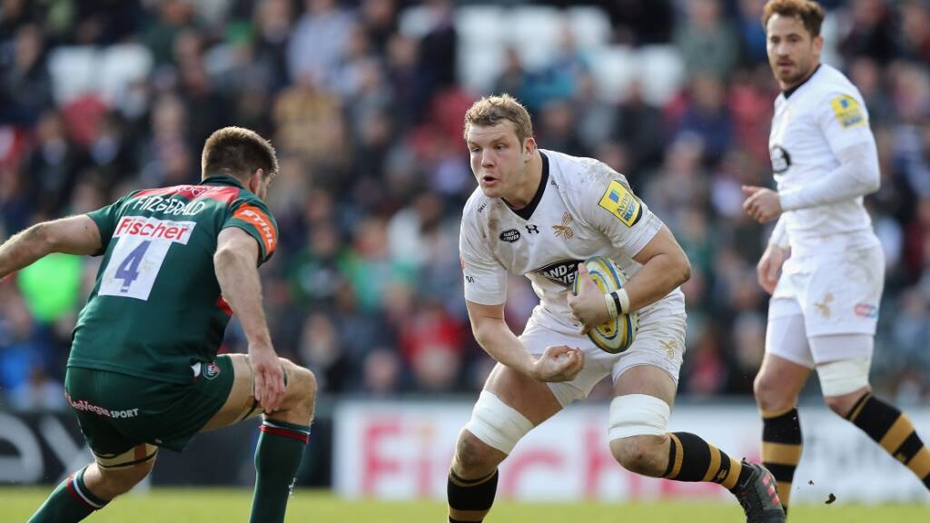 Joe Launchbury returns to England starting line-up for second South Africa test